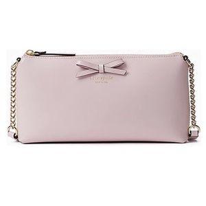 Kate Spade Sawyer Street Declan Pale Pink Bag